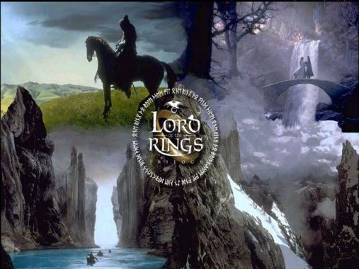 Il Signore degli Anelli (titolo originale in inglese: The Lord of the Rings) è una Trilogia fantasy