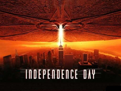 Independence Day è un film di fantascienza del 1996