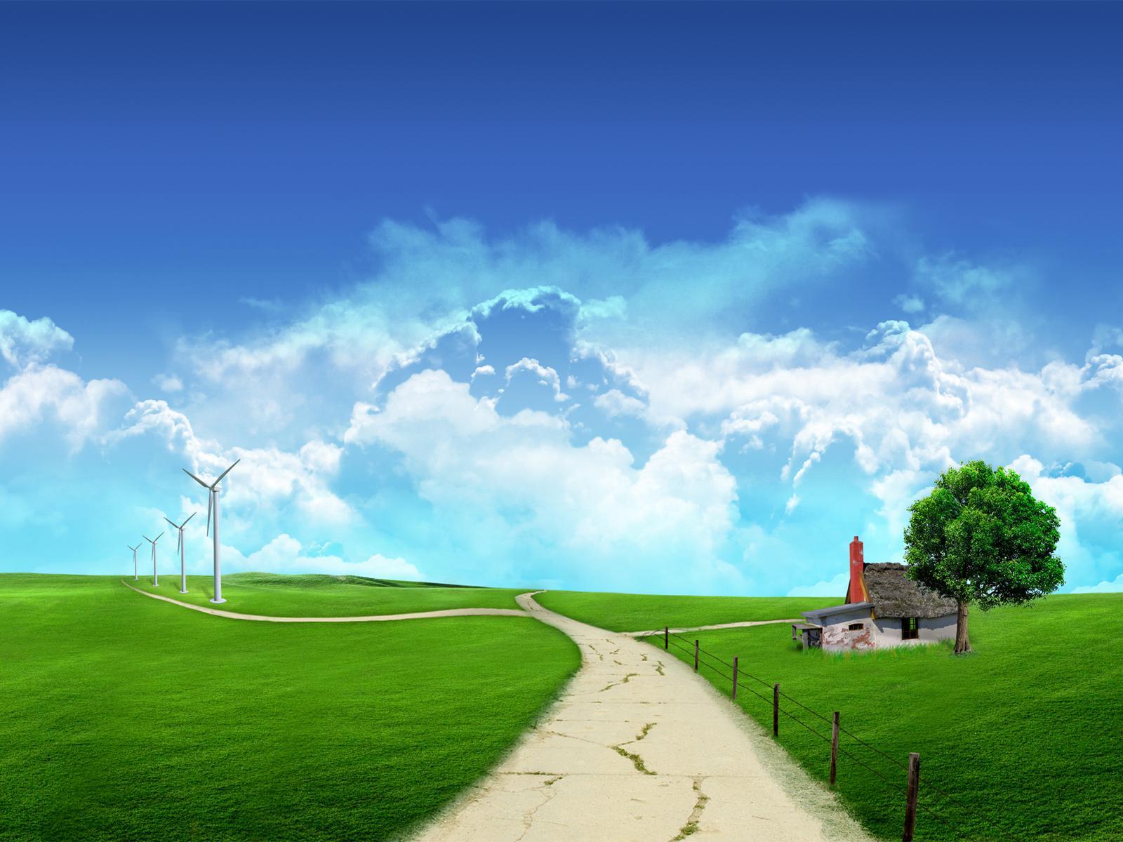 Splendidi Paesaggi Della Natura Per Pc Desktop Android E