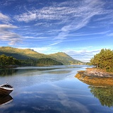 Wallpapers Norvegia paesaggio