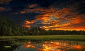 tramonto d'estate