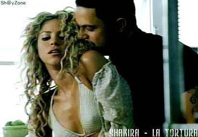 foto Shakira La Tortura