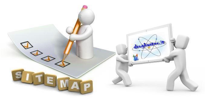 Sitemap: Mappa del sito