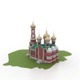 casa forma moschea