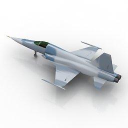 Aereo caccia 3d MIG 25 FOXBAT RUSSIA