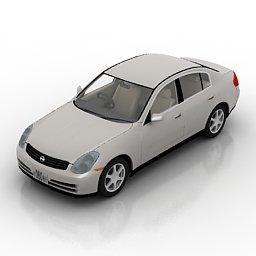 Car Nissan Skyline N230611