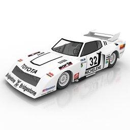 automobile sportiva da corsa