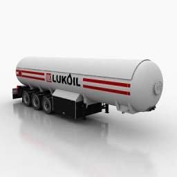 Rimorchio trasporto carburante
