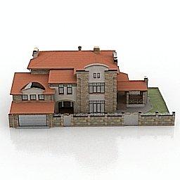 Immagine vettoriale del set di appartamento