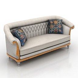 design grafico sofa divano