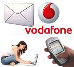 Vodafone invia gratis sms
