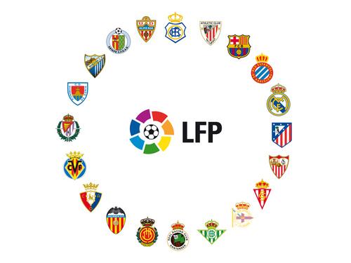 La Liga Spagnola | logo squadre del campionato