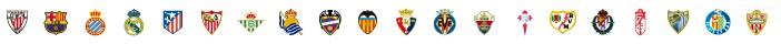 squadre Liga spagnola