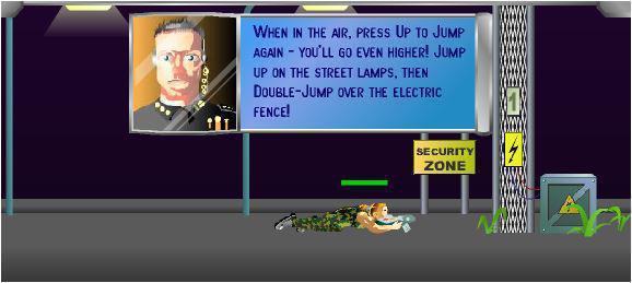 screenshots gioco azione e combattimento