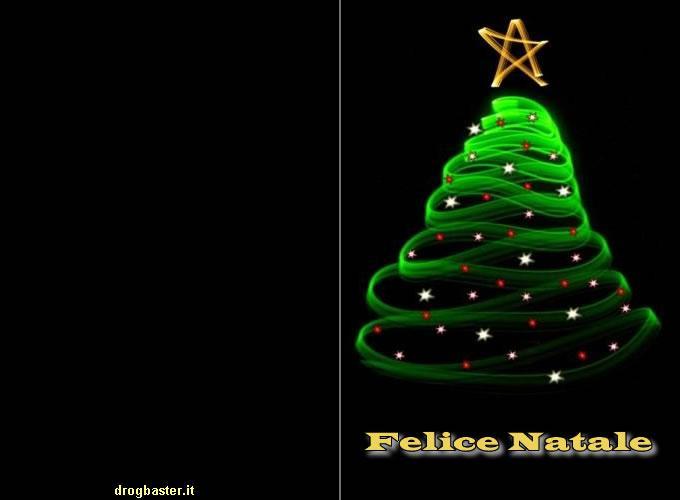 Cartoline Di Auguri Di Natale.Biglietti Di Natale Con Auguri Di Buone Feste