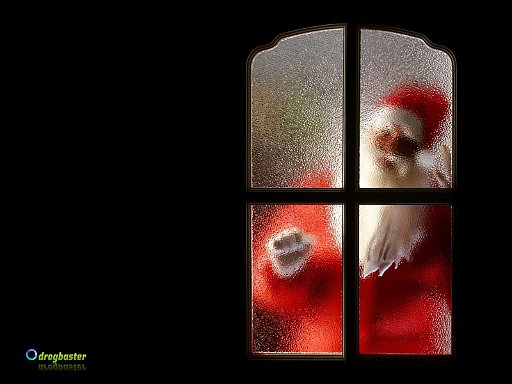 Sfondi desktop con Babbo Natale