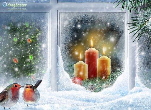 Sfondi per iPad Buon Natale
