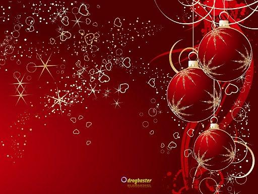 Sfondo paesaggio natalizio Innevato