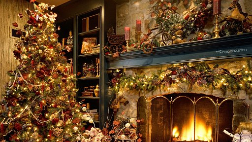 Immagini Di Natale Hd.Sfondo Di Natale Hd In Formato 16 9 Gratis