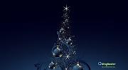 Albero di Natale color
