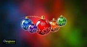 sfondo festa dicembre