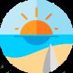 Icona Spiaggia
