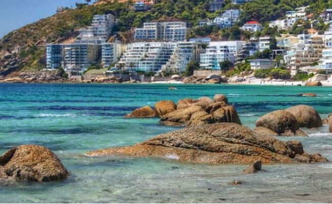 spiaggia Clifton beach
