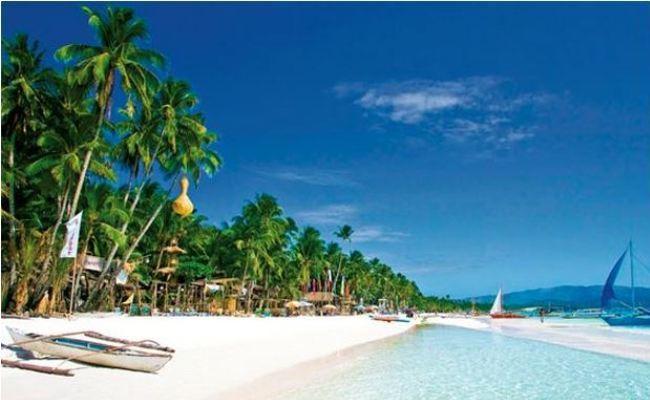 spiaggia White Beach Boracay