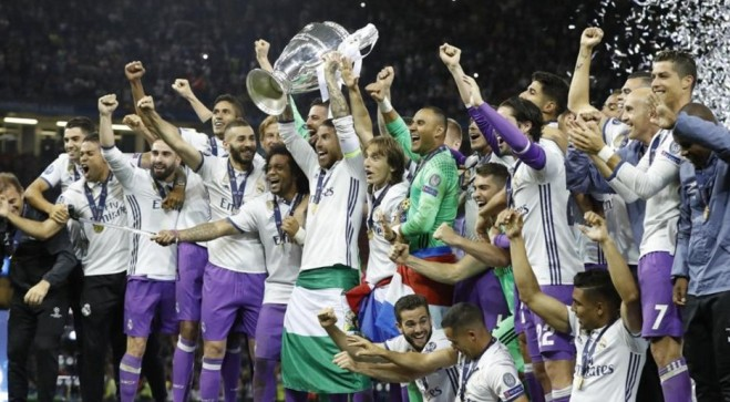 Real Madrid vince la UEFA Champions League 2016-17