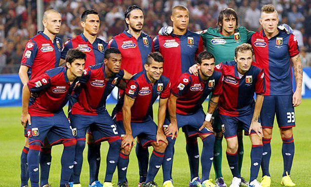 Genoa squadra di calcio: statistiche, record e curiosità