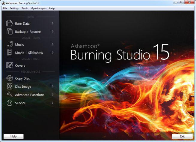 software Burning Studio