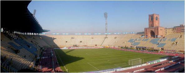 Stadio Renato Dall'Ara Via Andrea Costa, 174 40134 Bologna