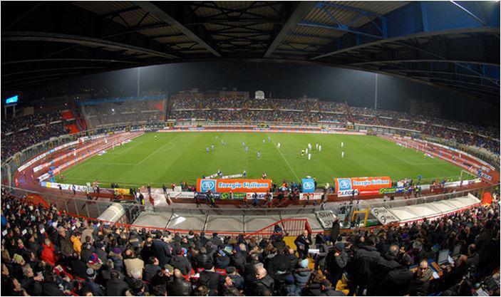 Stadio Cibali Piazza Vincenzo Spedini 95123 Catania CT