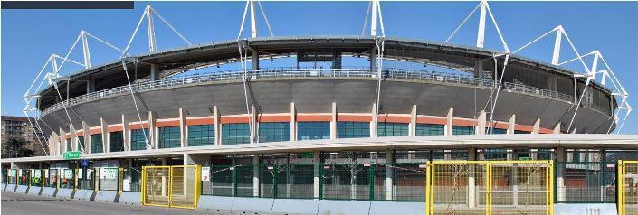 Stadio Olimpico di Torino Via Filadelfia, 96/b 10134 Torino