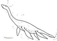 Disegni da colorare e stampare del mondo dei dinosauri for Disegni marini da colorare