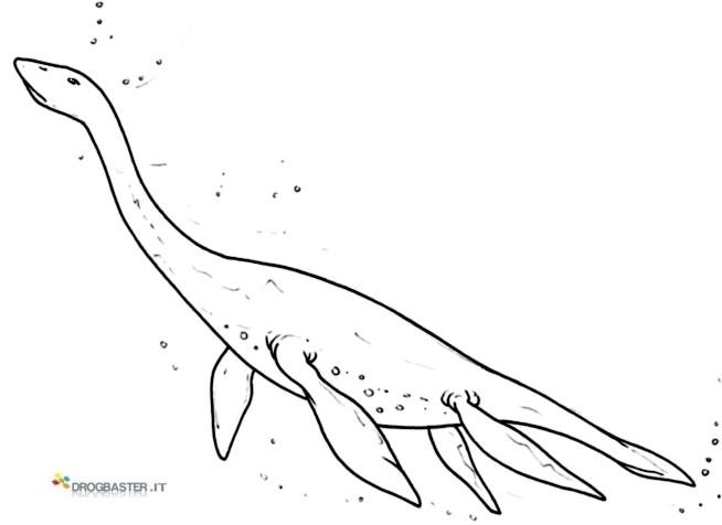 Disegni da colorare e stampare del mondo dei dinosauri - Animali immagini da colorare pagine da colorare ...