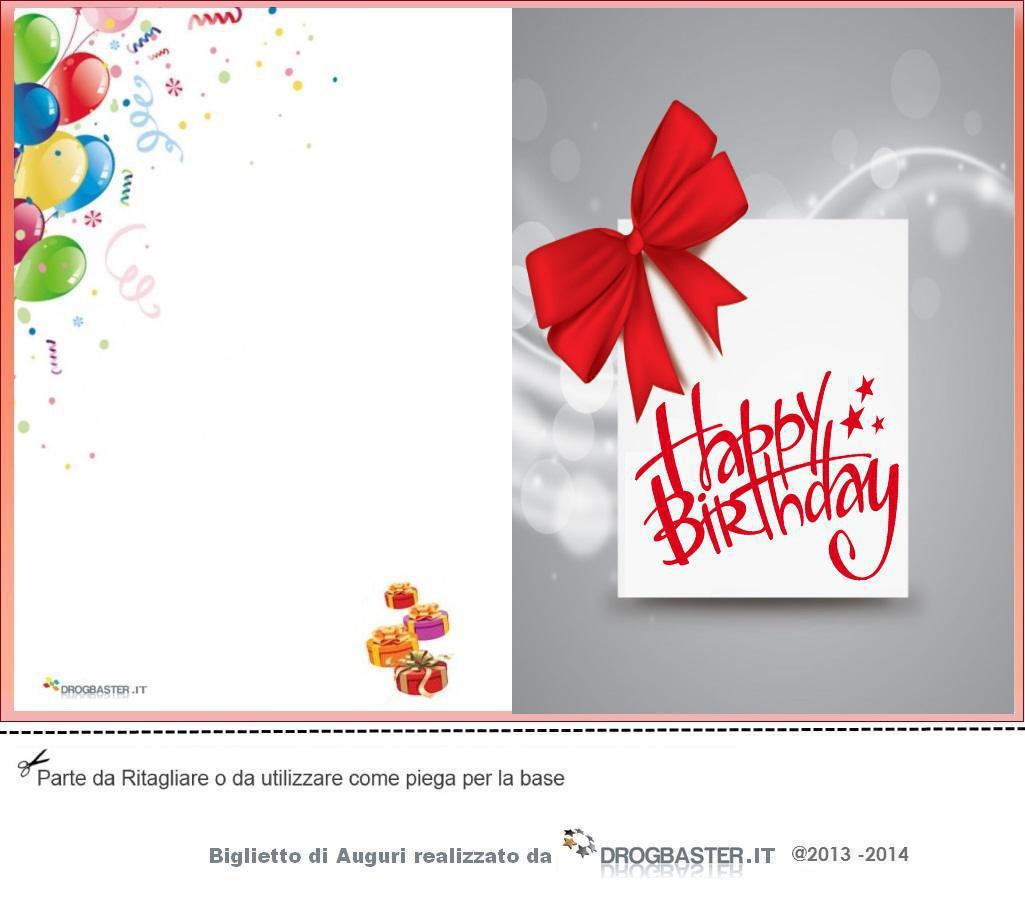 Scritta Happy Birthday Da Stampare Portalebambini