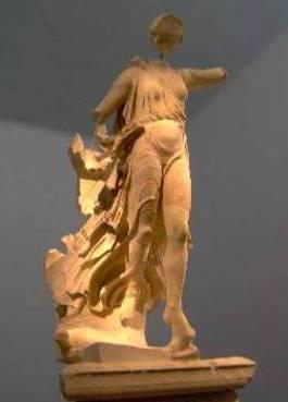 Statua di Olimpia