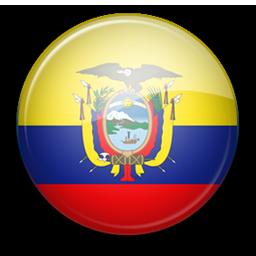 meraviglia della natura Ecuador