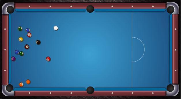 screenshots tavolo da gioco biliardo