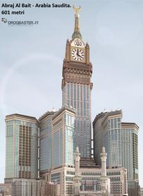 Makkah Clock Tower Hotel Center