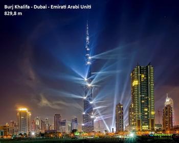Burj KhalifaDubai