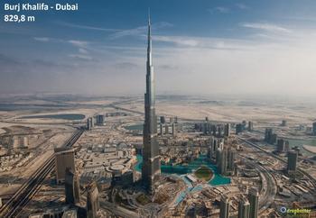 immagini per Burj Khalifa