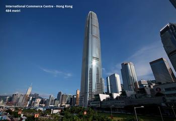 International Commerce Centre, West Kowloon, Hong Kong