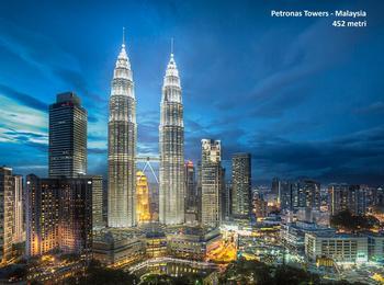 La costruzione è iniziata 1 ° marzo 1993 è stata completata il 1 Marzo 1996
