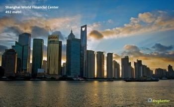 Situato nel Pudong distretto di Shanghai, in Cina
