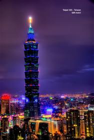 rattacielo più alto del mondo dopo il Burj Khalifa e la Abraj Al-Bait Towers