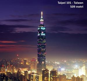 noto anche come il Taipei World Financial Center