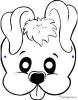 Maschera - Cucciolo