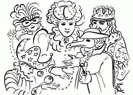 Tutti i personaggi e le maschere del Carnevale in Italia